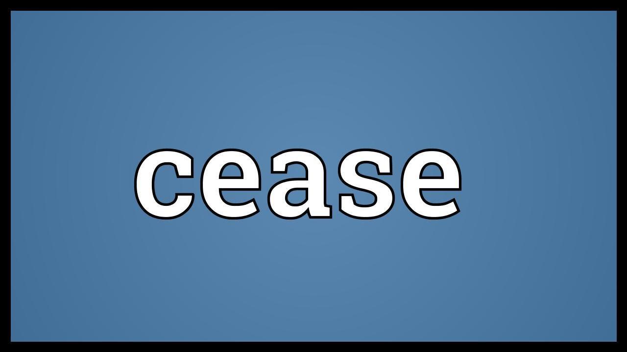 Cease & Desist Letter Template Uk