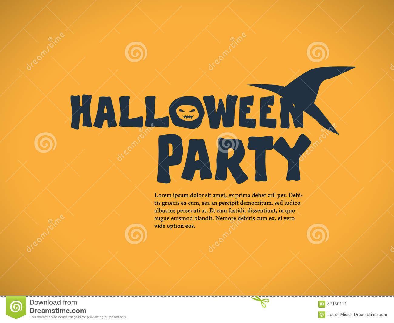 Celebration Party Invitation Templates