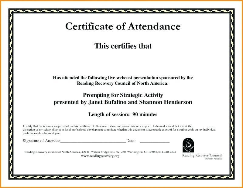 Certificate Of Participation Template Basketball