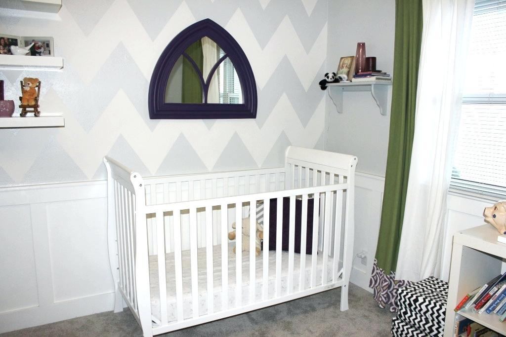 Chevron Pattern For Painting Walls