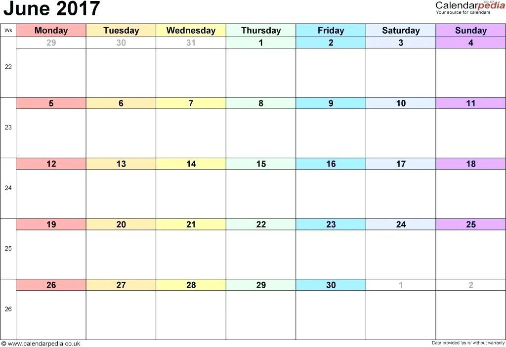 Child Visitation Schedule Template