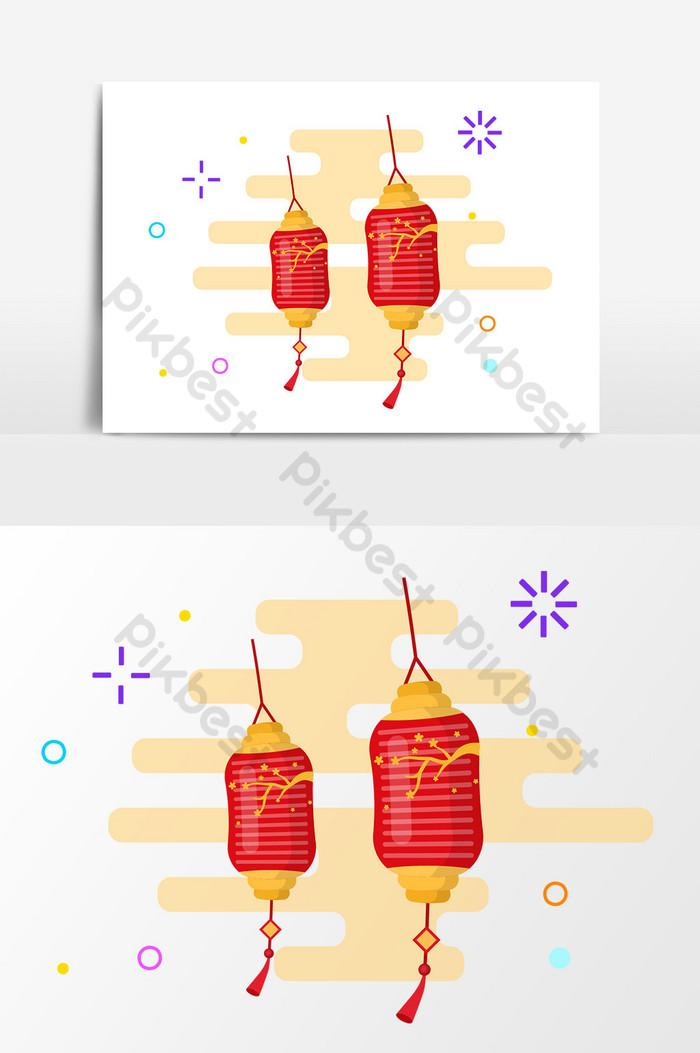 Chinese Lantern Template Free