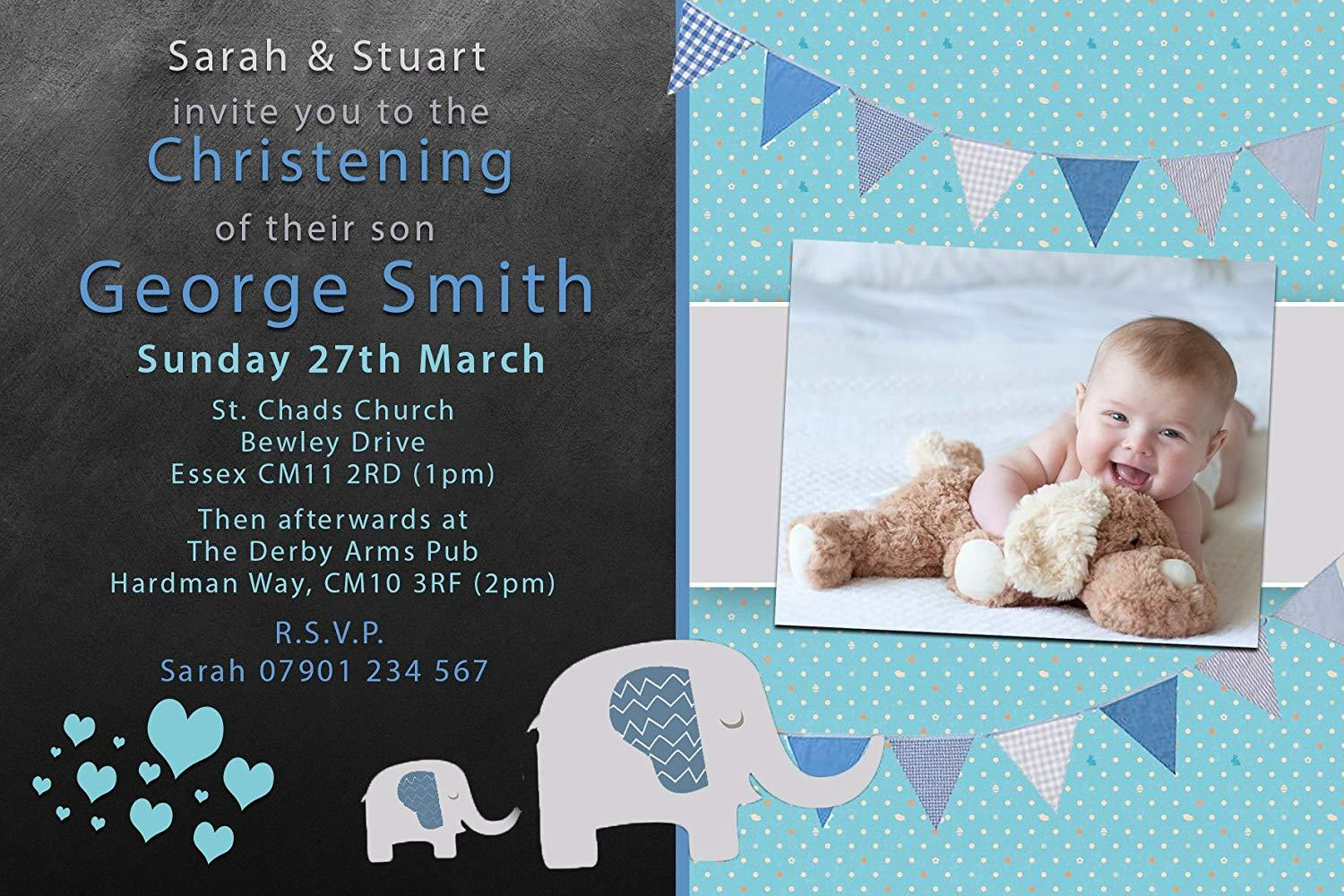 Christening Invitation Maker Free Download For Android