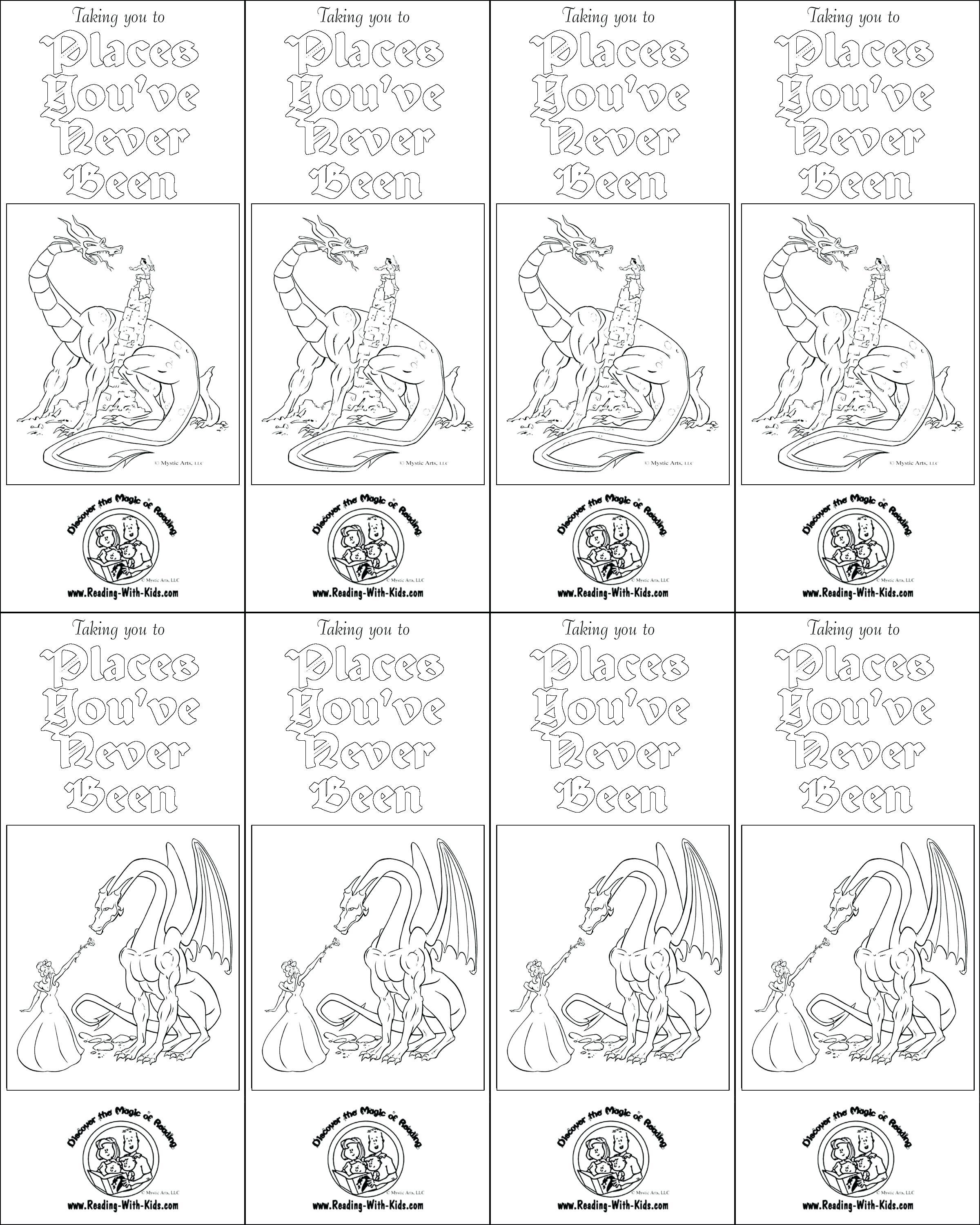 Christian Easter Bookmark Template