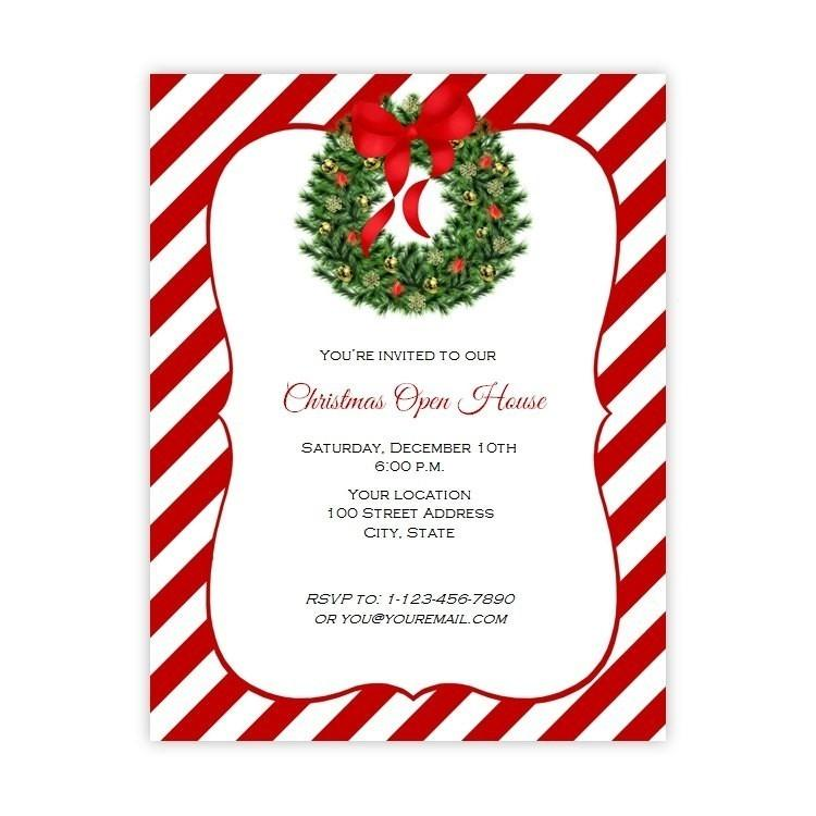 Christmas Flyer Publisher Template Free