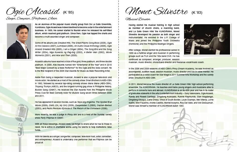 Church Ad Booklet Template
