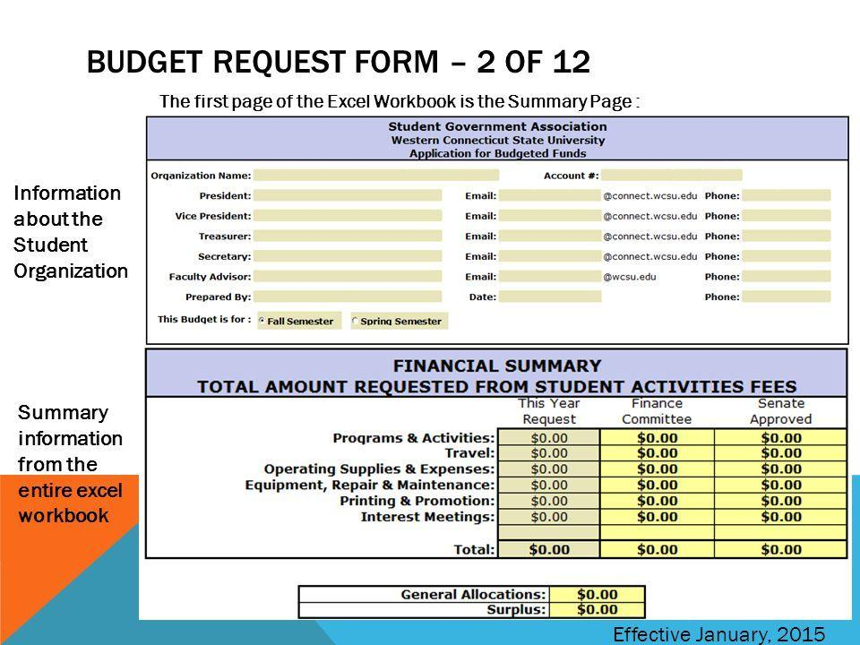 Church Budget Forms Pdf
