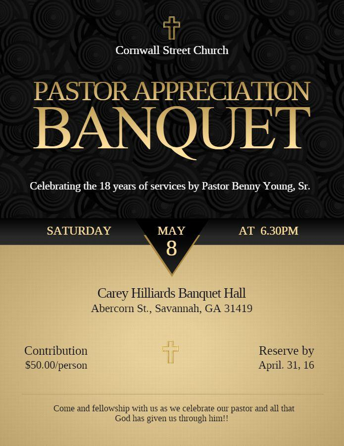 Church Invitation Templates