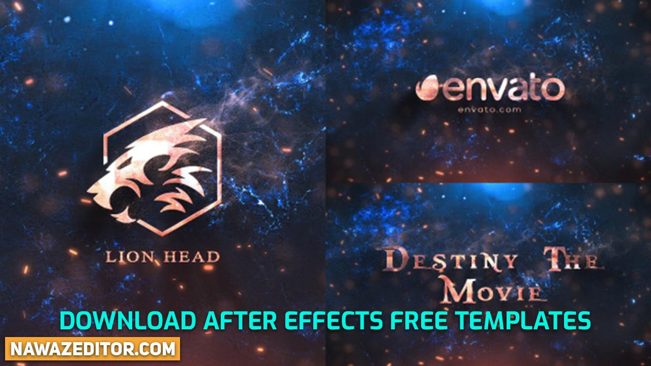 Cinematic After Effects Template Download