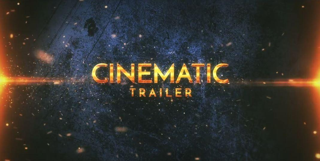 Cinematic After Effects Templates