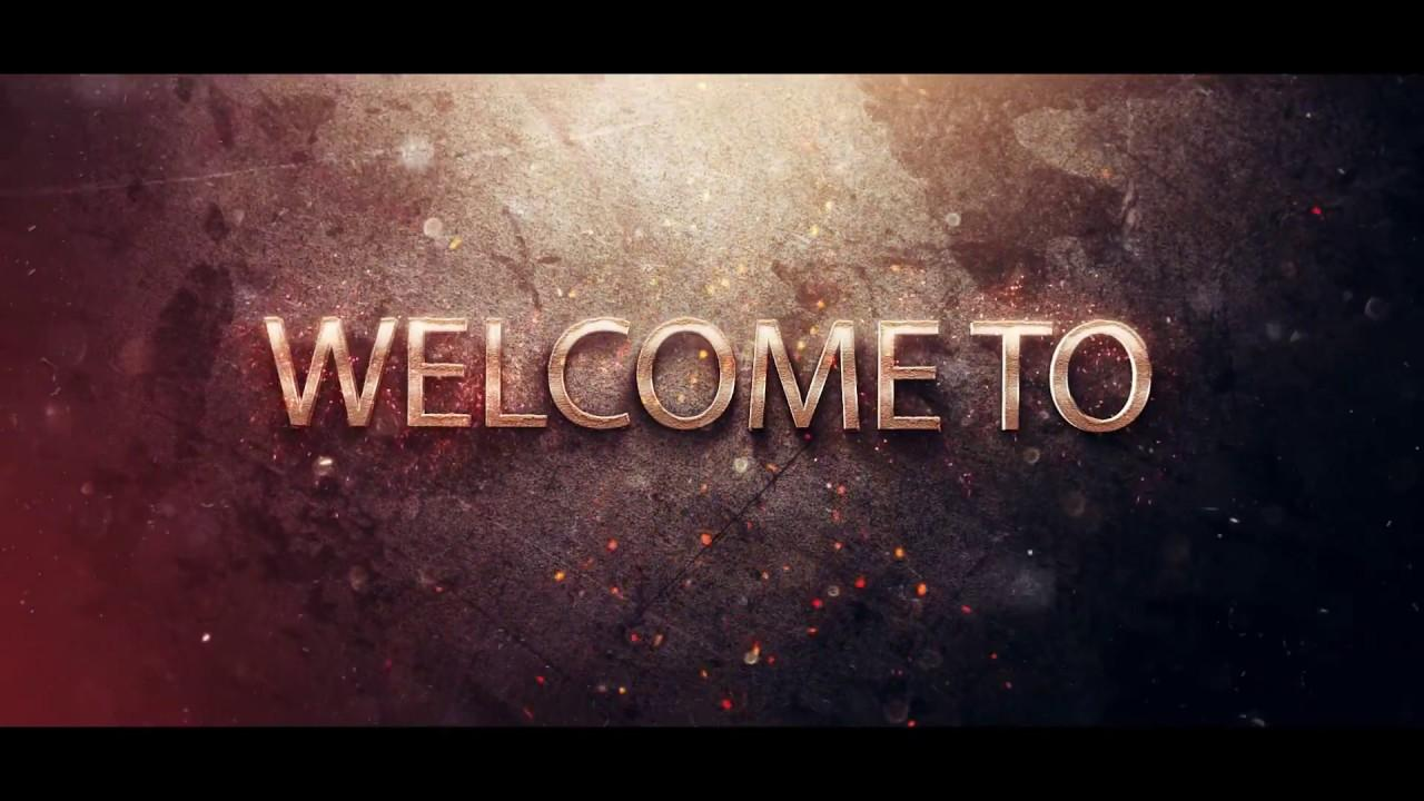 Cinematic Promo After Effects Templates