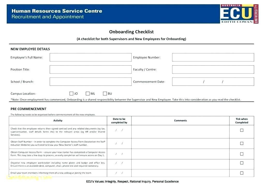 Client Onboarding Document Template