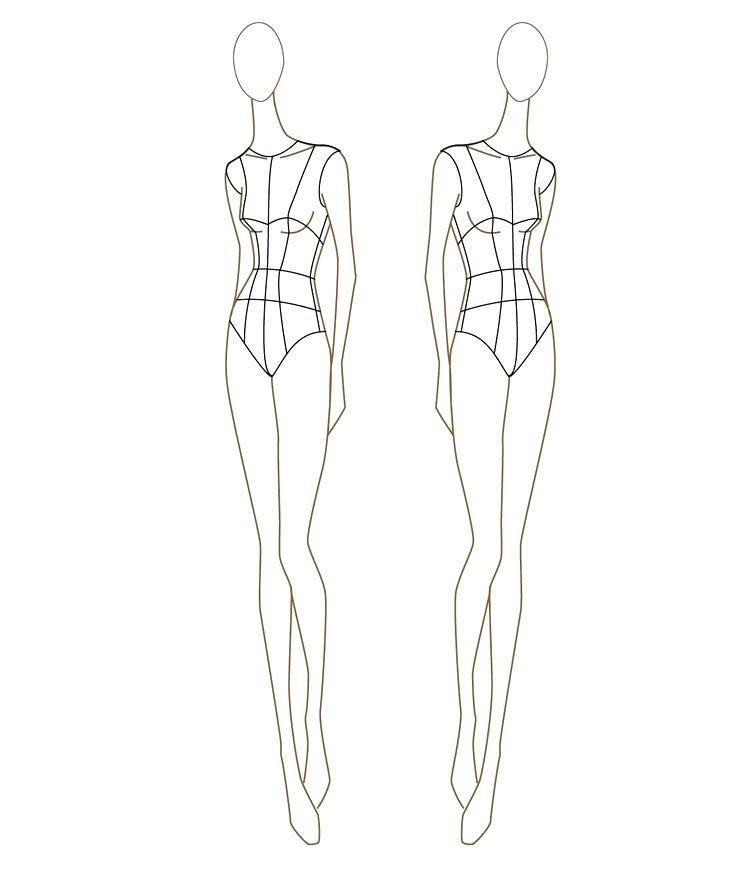 Clothing Design Template Software