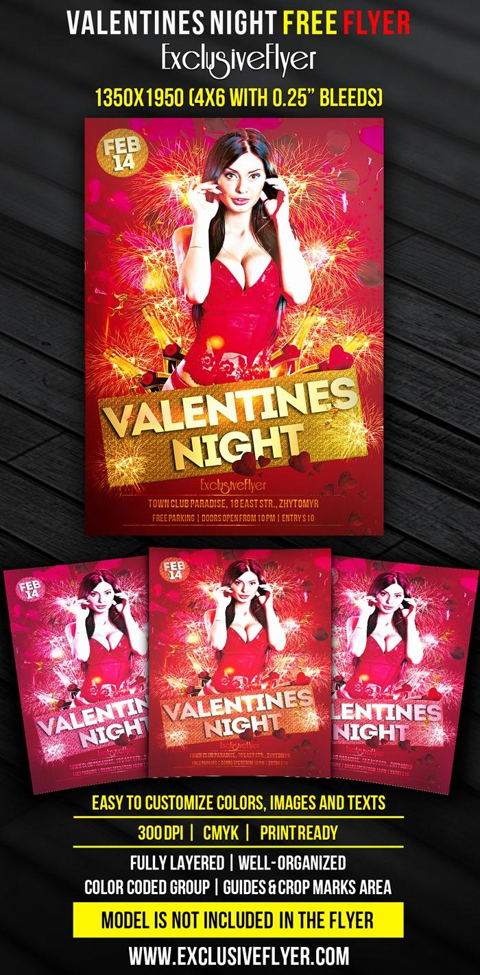 Club Promotion Flyers Templates