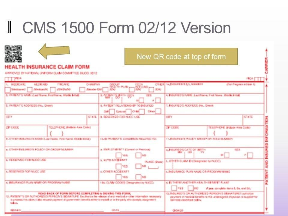 Cms 1500 Template Free