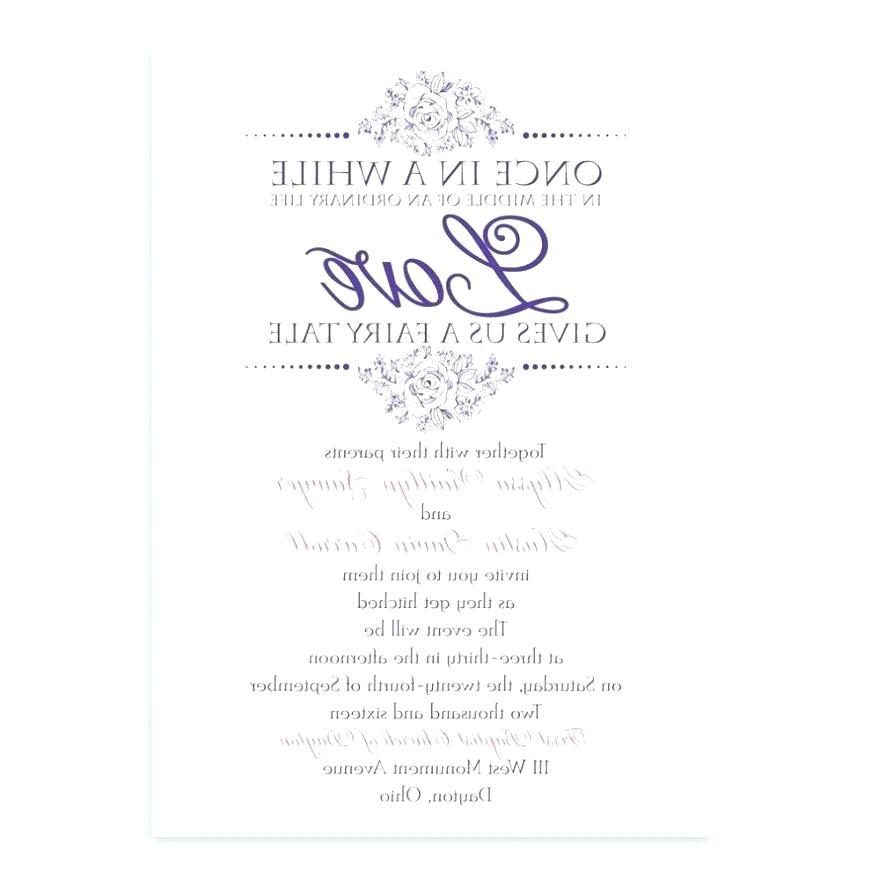 Cocktail Reception Invitation Template