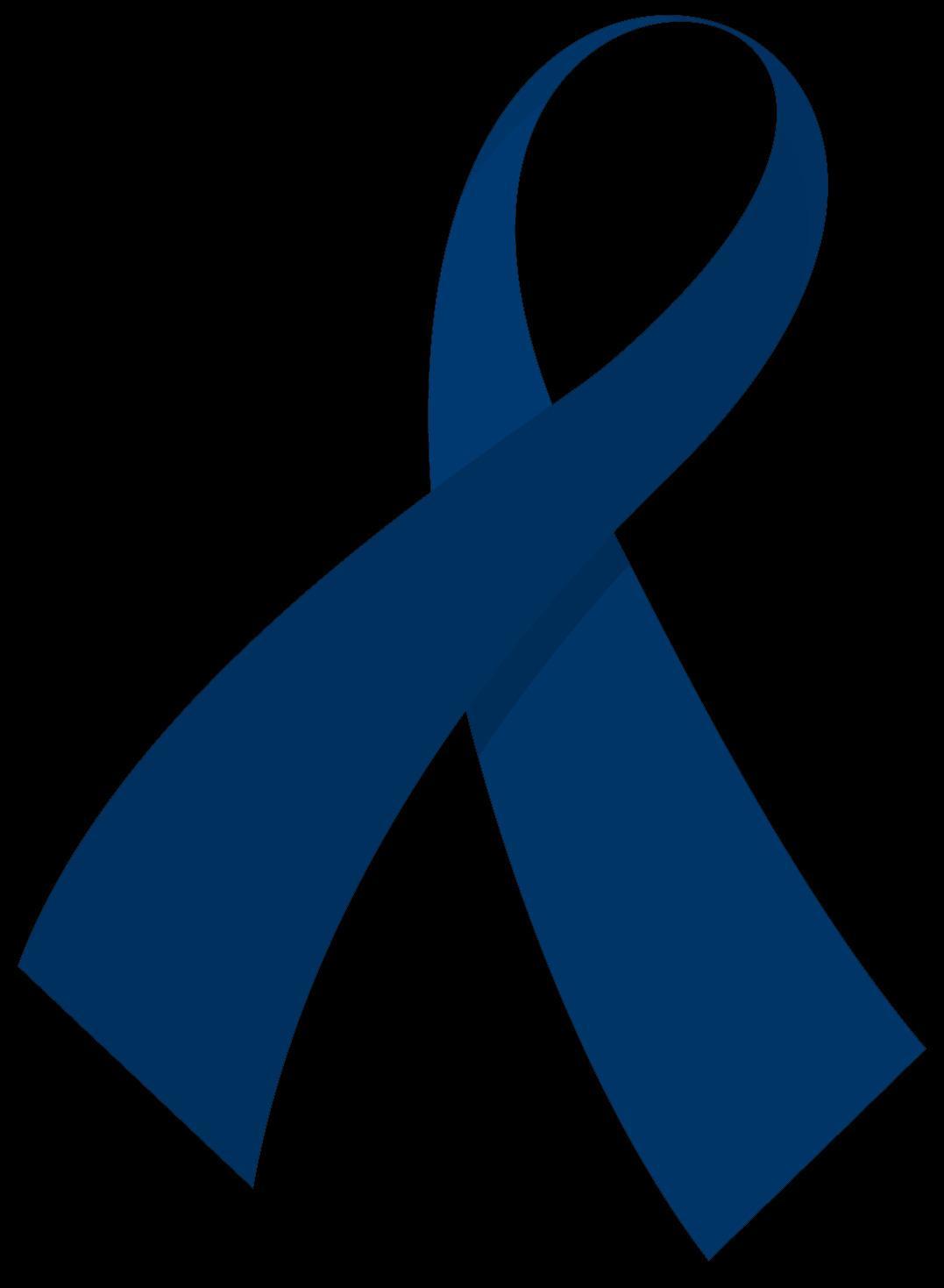 Colon Cancer Ribbon Template