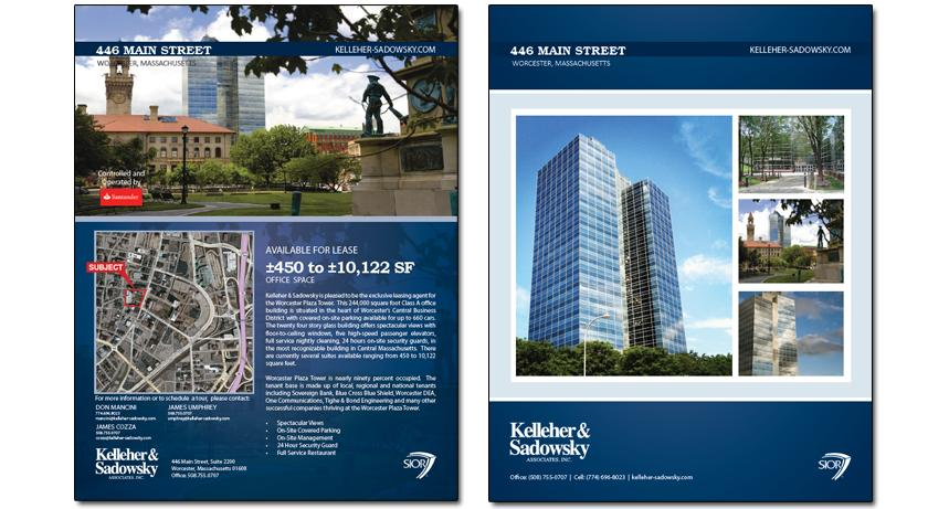 Commercial Real Estate Brochure Templates Free