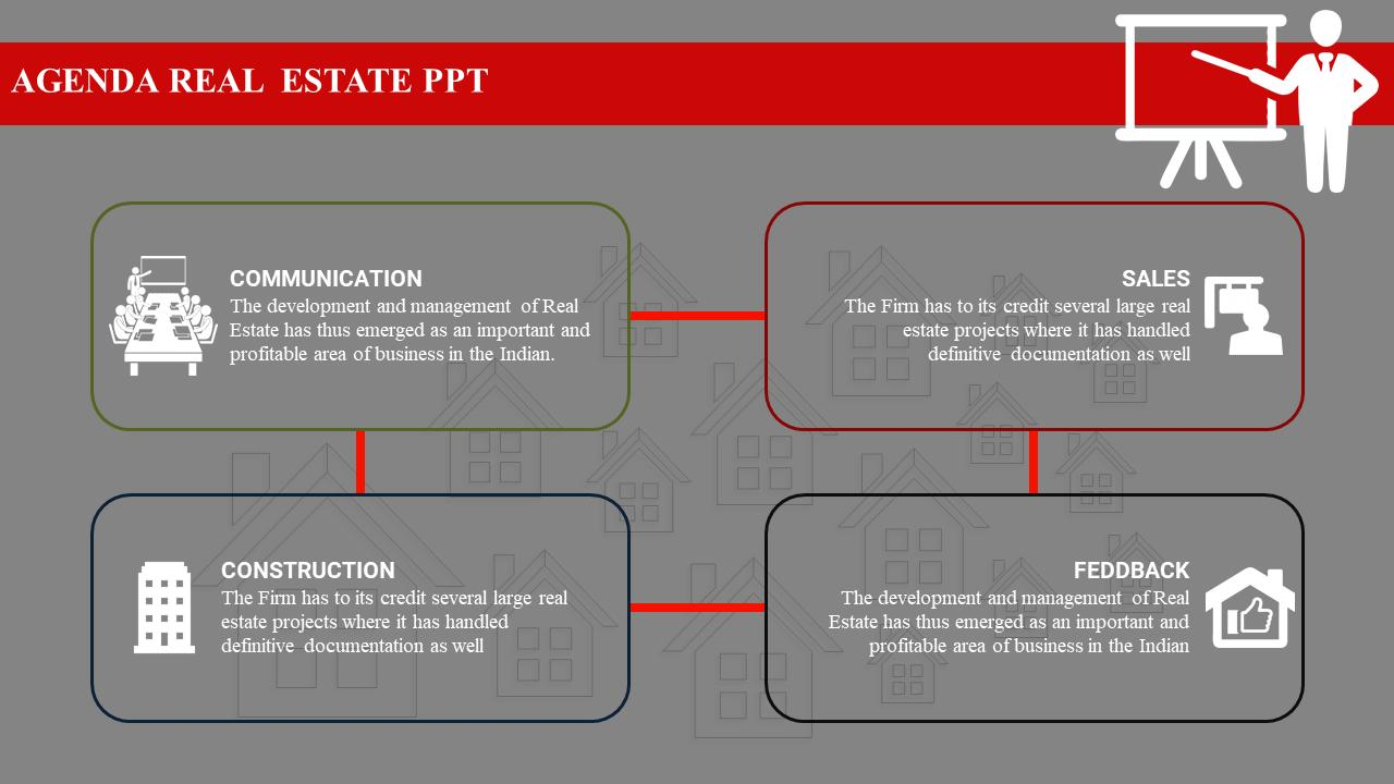 Commercial Real Estate Powerpoint Templates