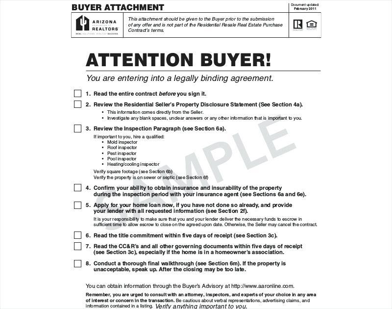 Commercial Real Estate Purchase Agreement Example