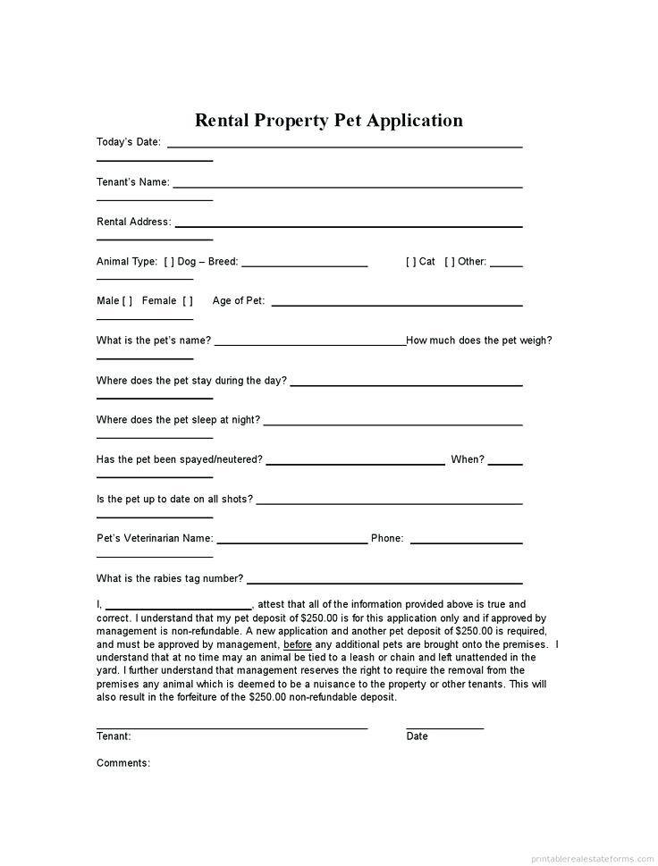 Commercial Tenant Lease Agreement Template