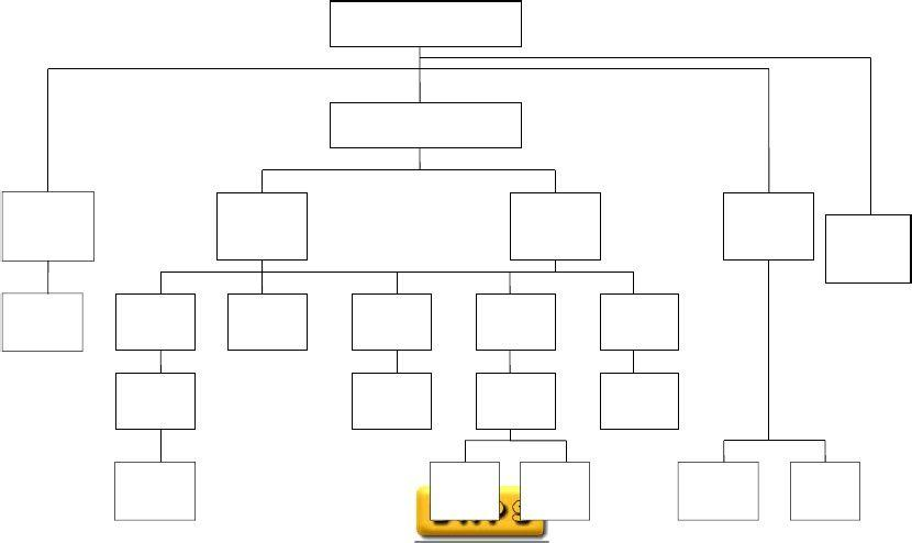 Company Flow Chart Template Word