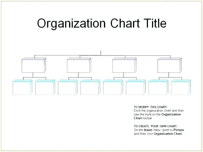 Company Flow Chart Template