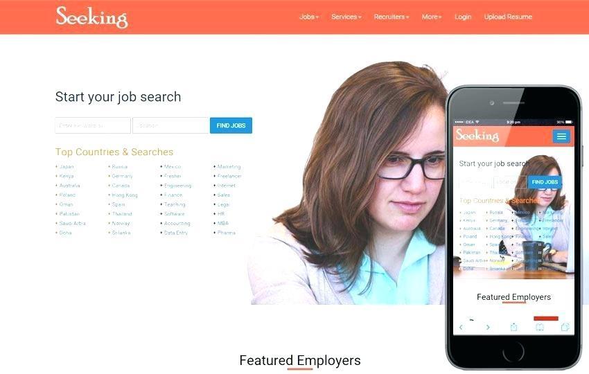 Company Intranet Website Templates