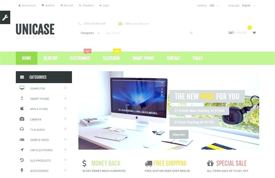 Computer Repair Responsive Website Template Free Download