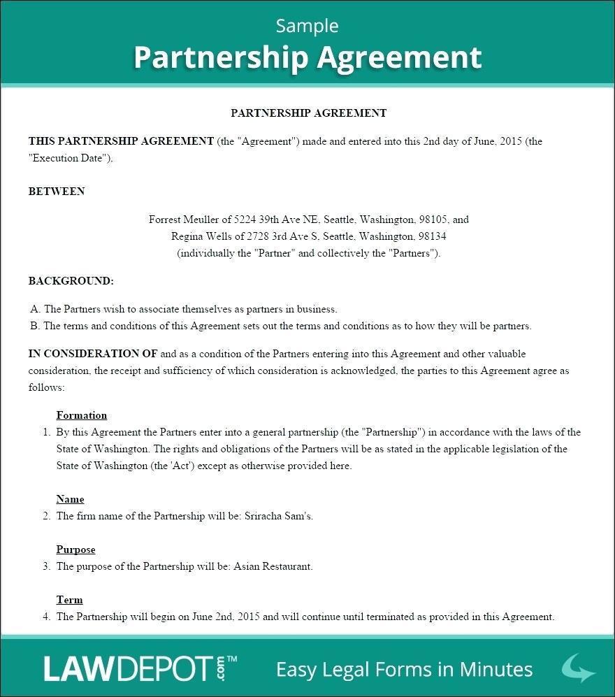 Concrete Contract Example
