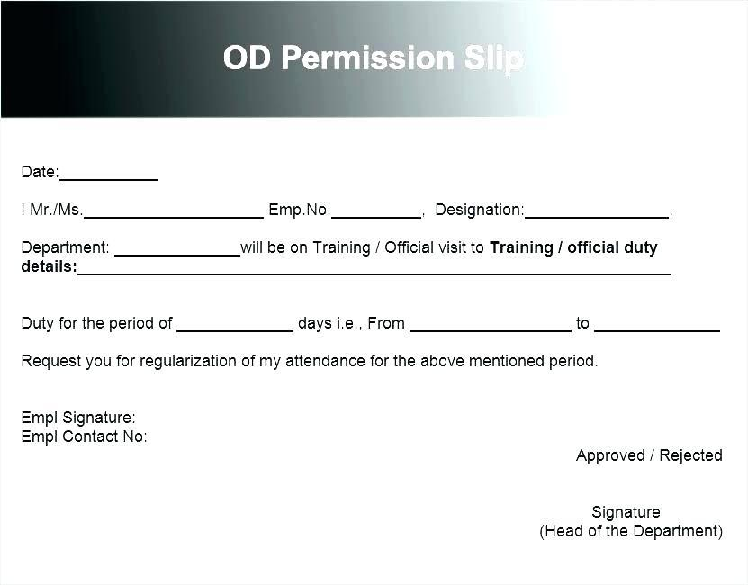 Consent For Medical Treatment Form Template