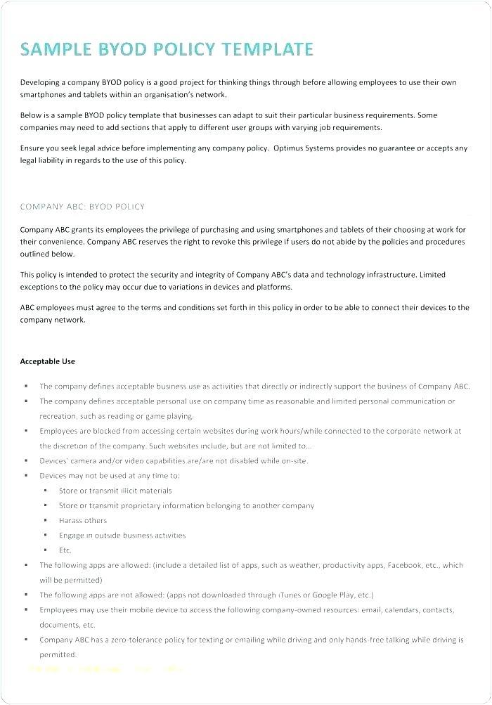Construction Employee Handbook Template Word