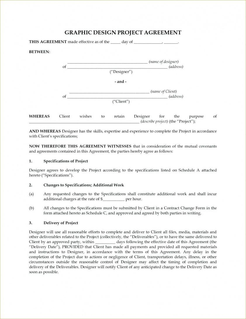 Consultancy Agreement Template Canada