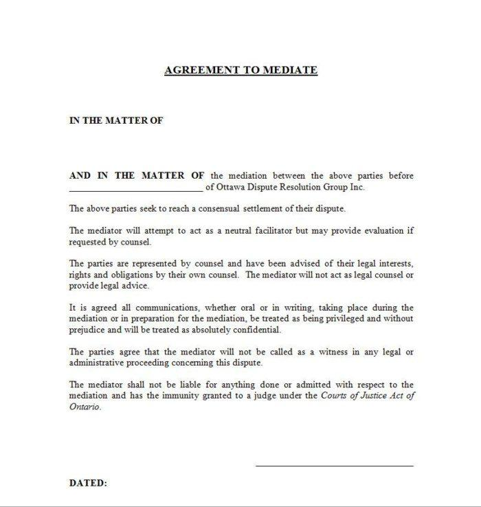 Consultancy Agreement Template Ireland