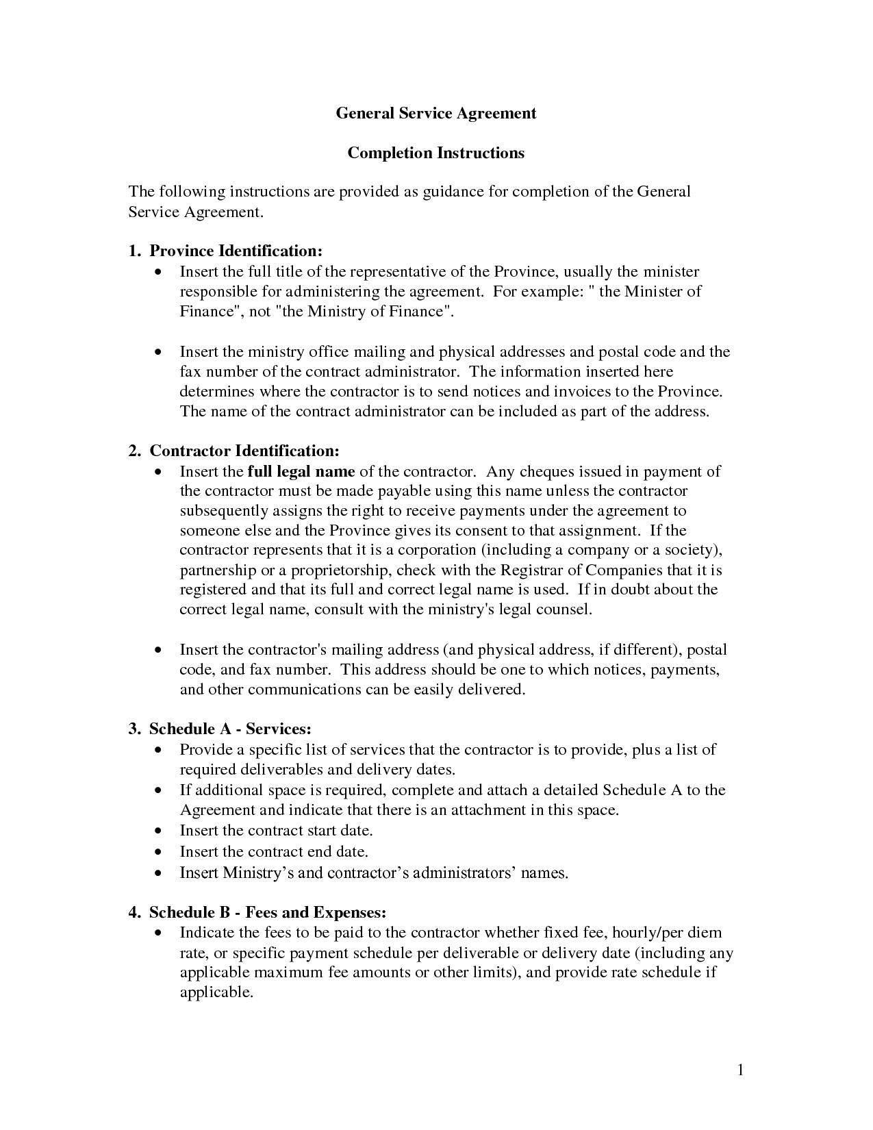 Consultancy Agreement Template Pdf