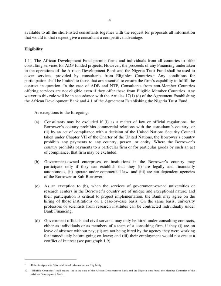 Consulting Agreement Template Nigeria