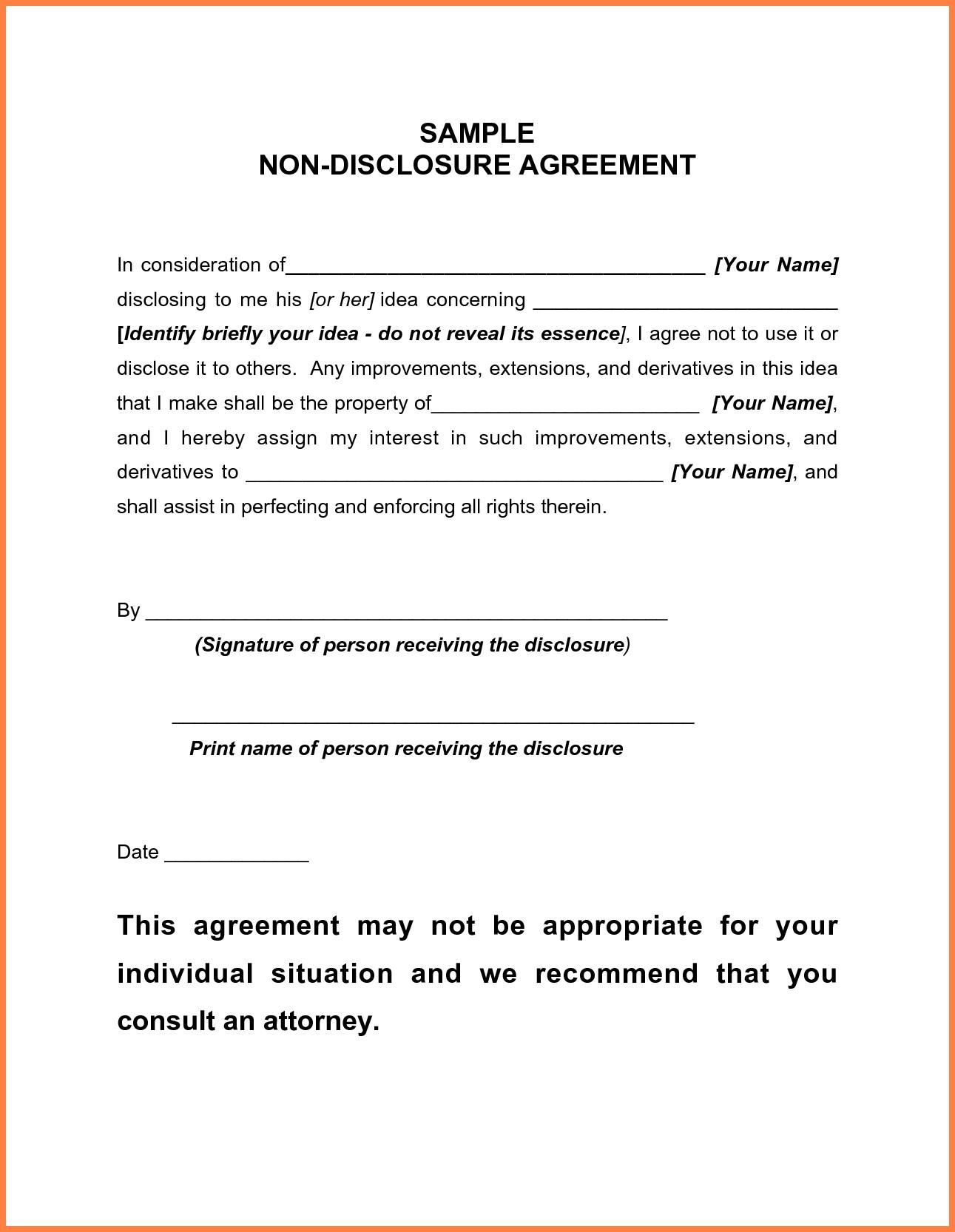 Consulting Agreement Template Word