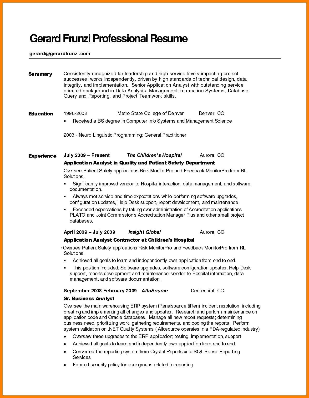 Contract Letter Of Intent Template