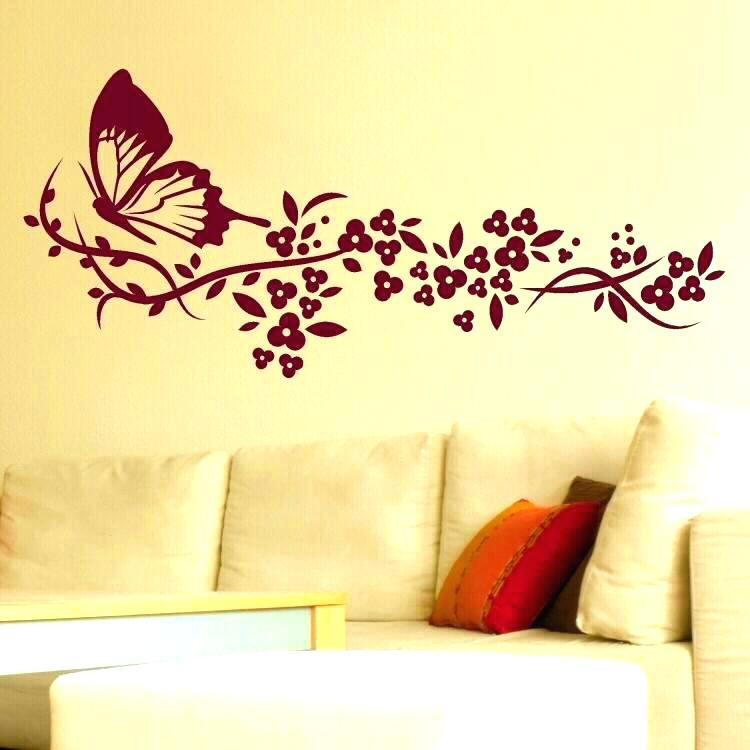 Cool Stencil Designs For Walls