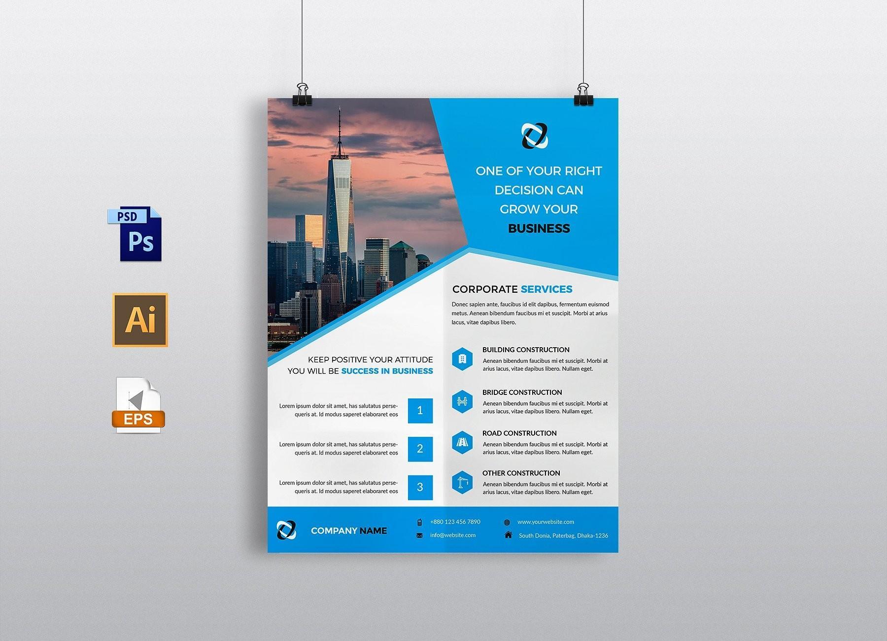 Coreldraw Brochure Design Templates Free Download