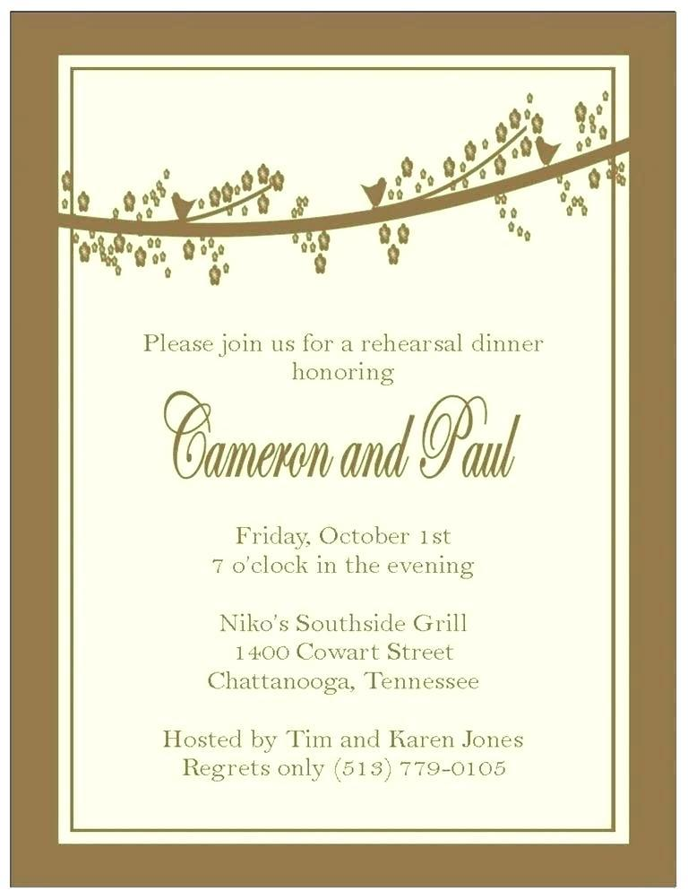 Corporate Dinner Party Invitation Template