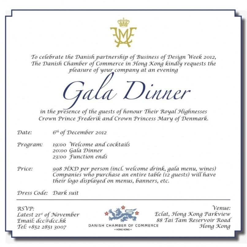 Corporate Event Invitation Designs