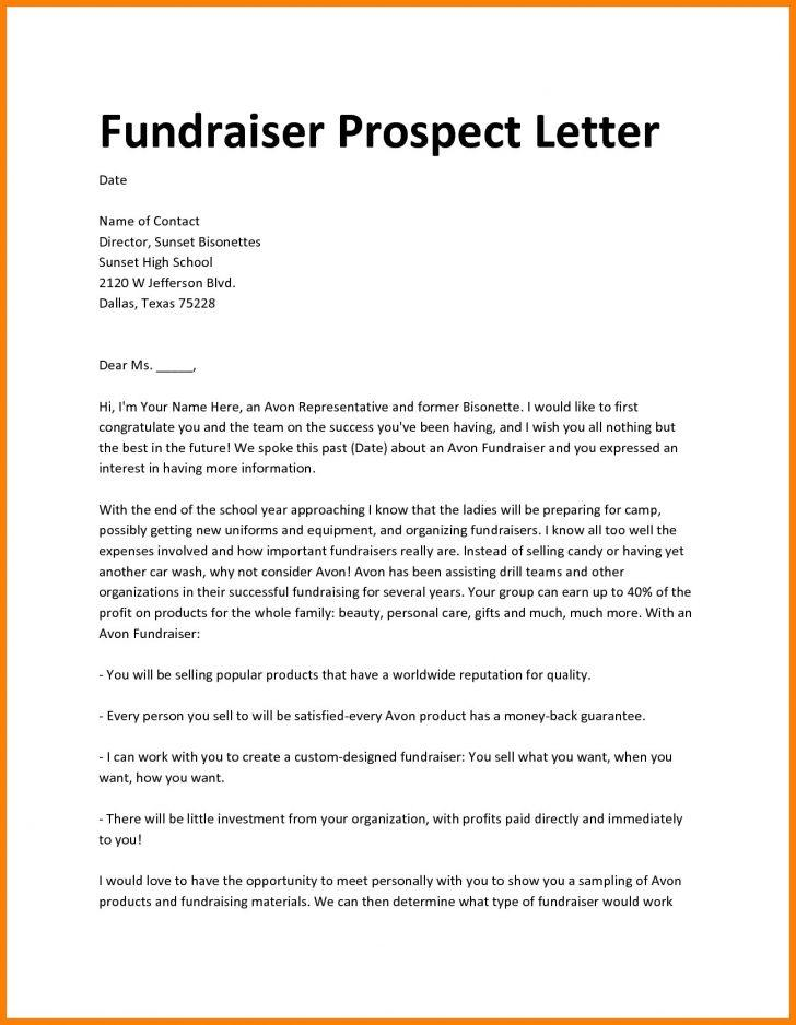Corporate Fundraising Proposal Template