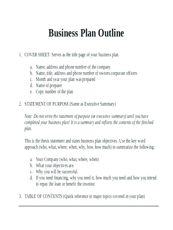 Corporate Loan Proposal Template