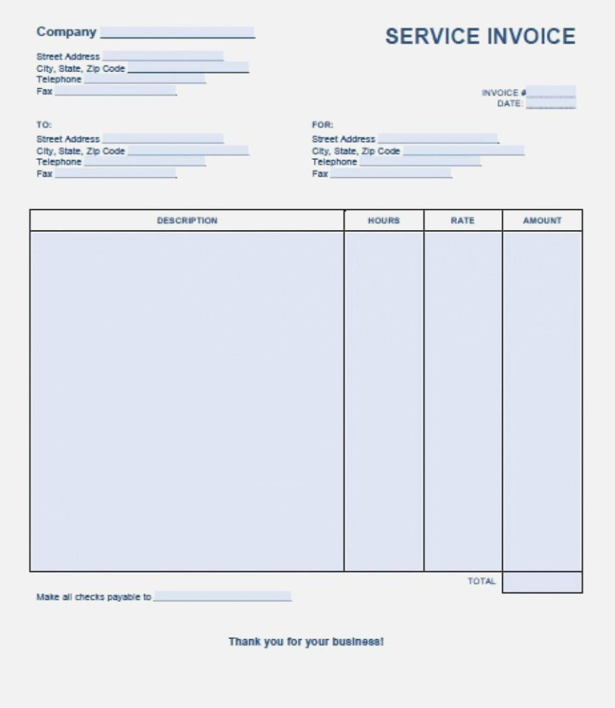 Courier Invoice Template Uk