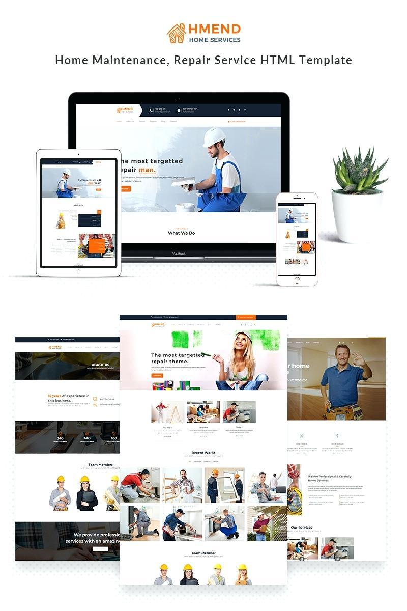 Courier Website Template Download