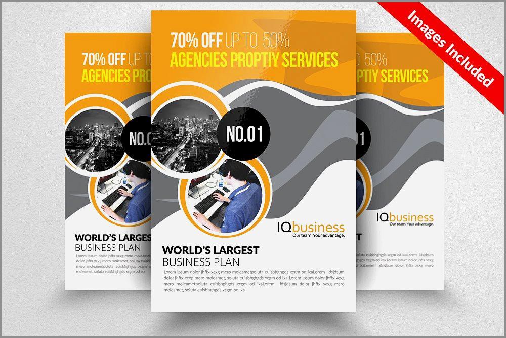 Creative Brochure Templates Psd Free Download