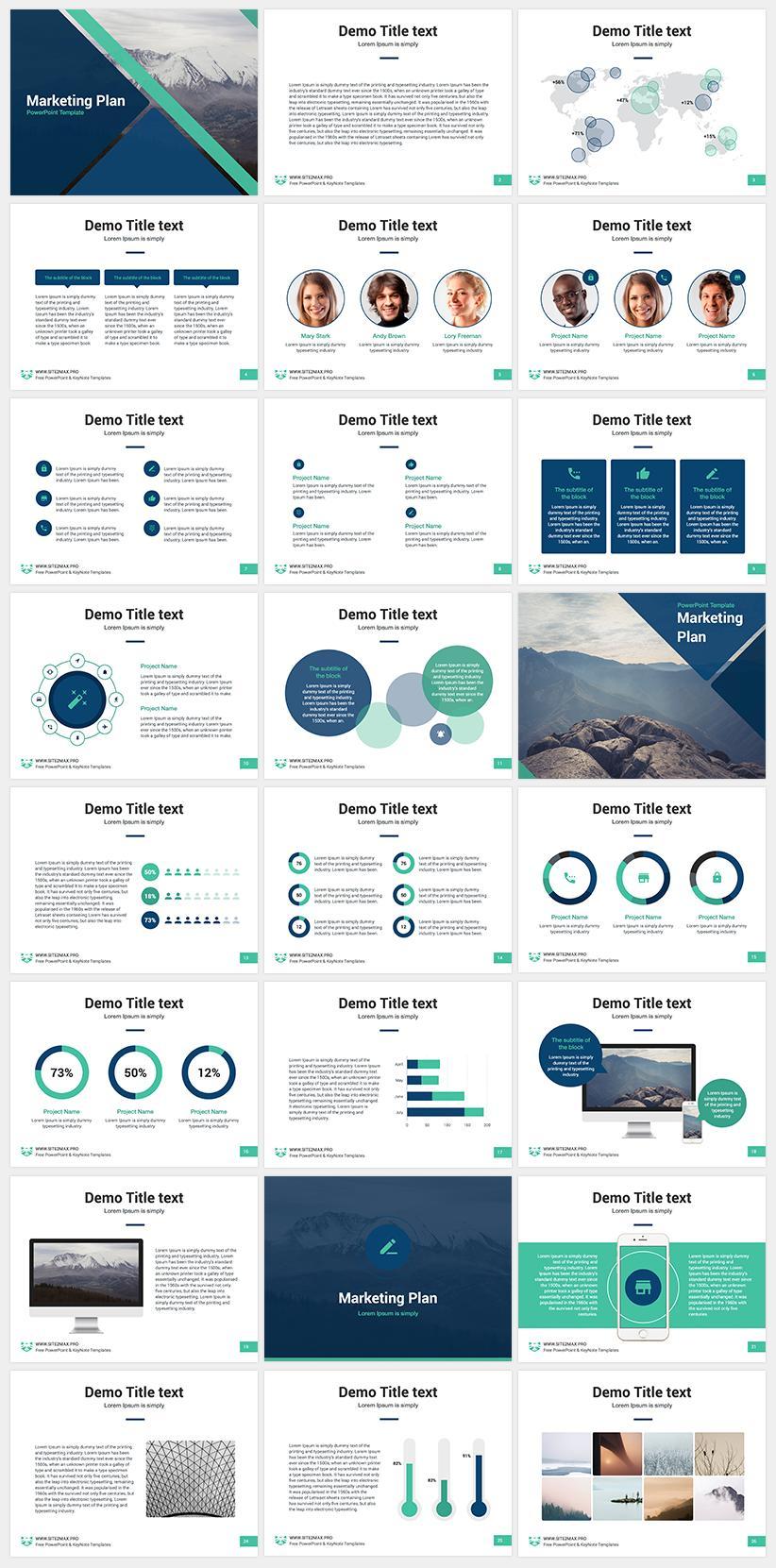 Creative Ppt Presentation Templates Free