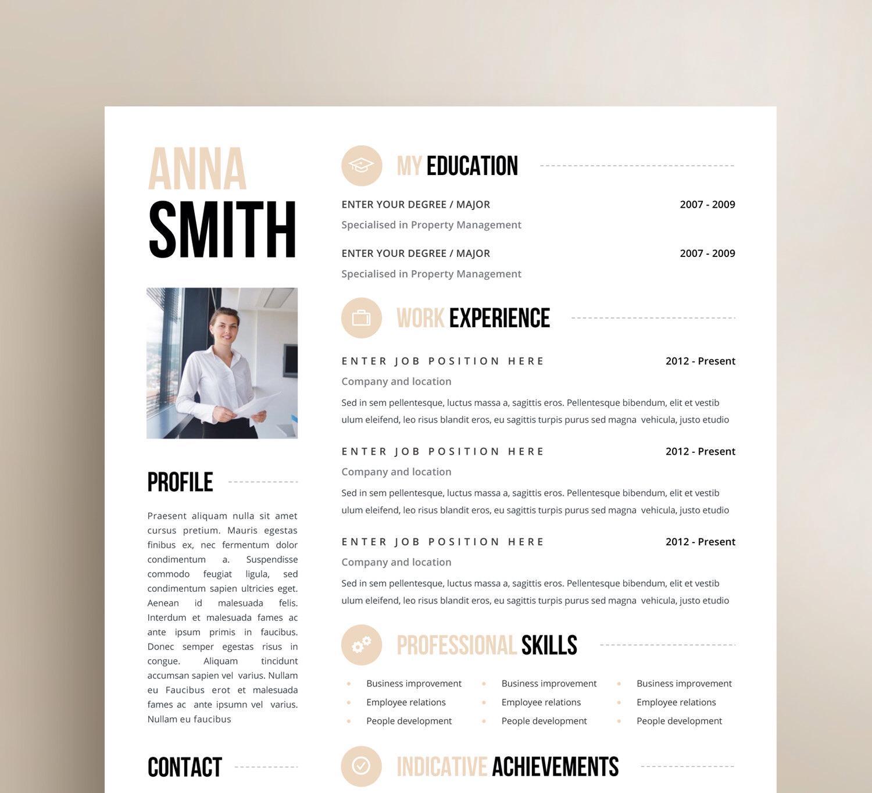 Creative Resume Templates Free Mac