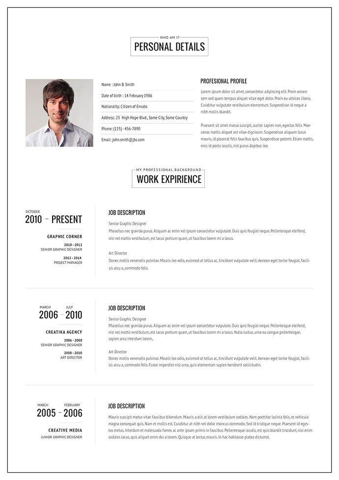 Creative Resume Templates Online